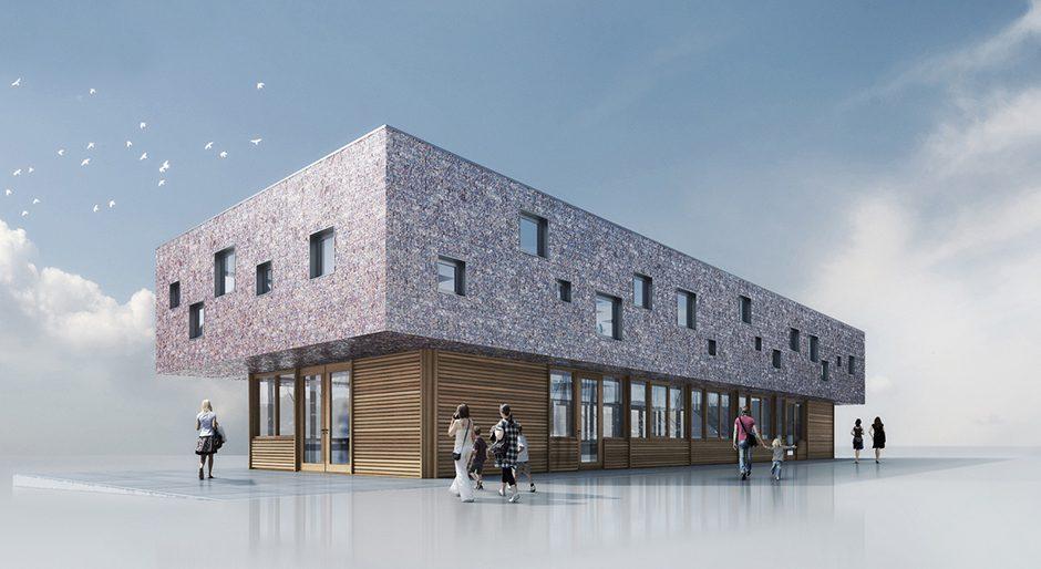 Paviljoen Scheveningen - Meesterbouw