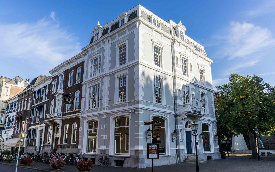 Paleisstraat – Noordeinde t.o. paleis