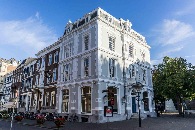 Paleisstraat Den Haag - Meesterbouw