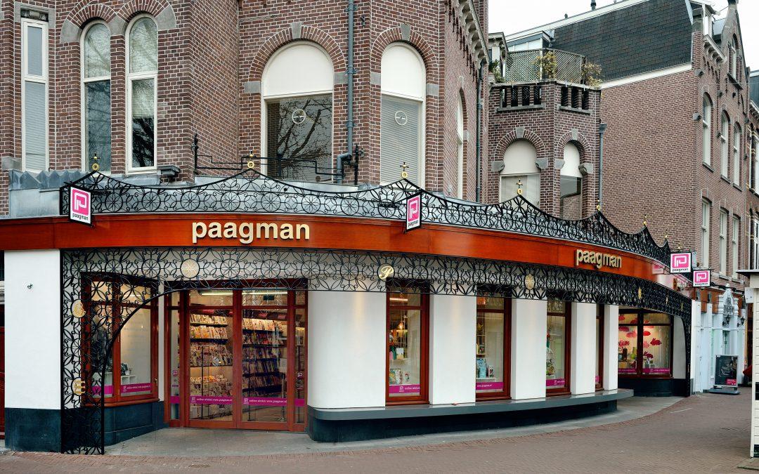 Boekhandel Paagman – cafe Kicking Horse