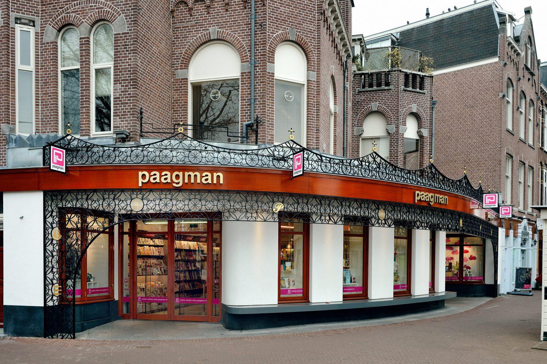 Paagman boek en kantoorhandel - Meesterbouw