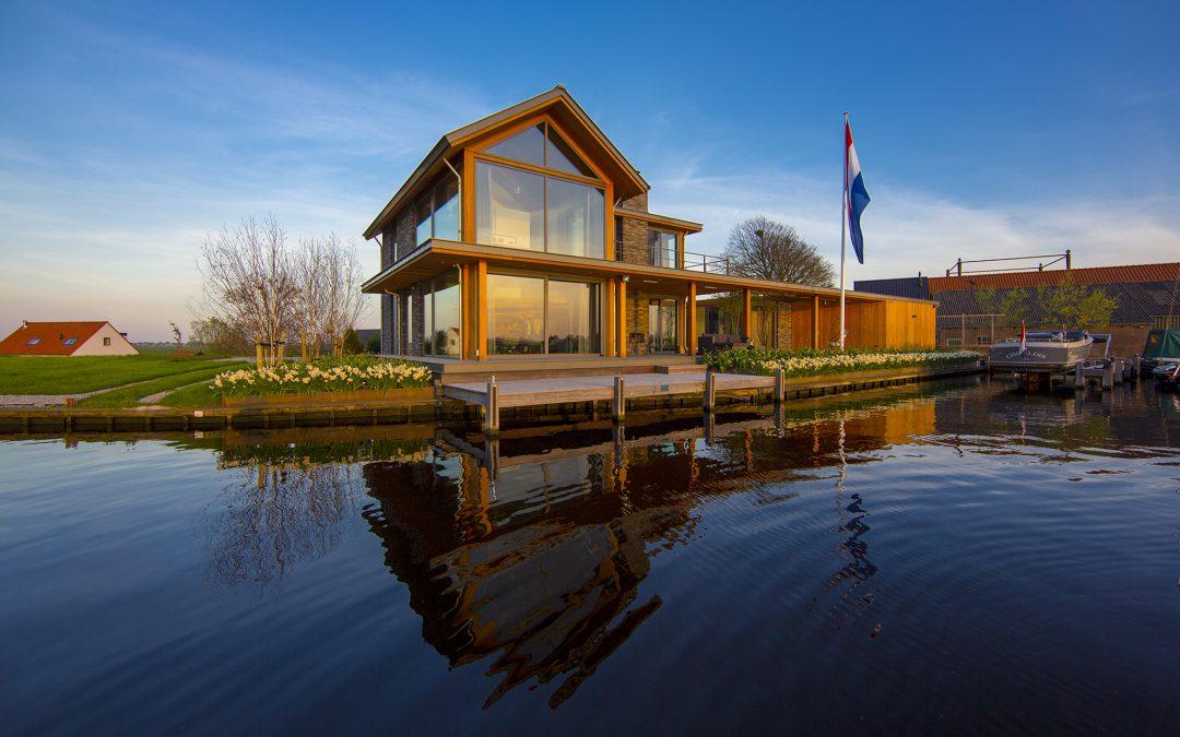 Watervilla Rijpwetering – duurzaam