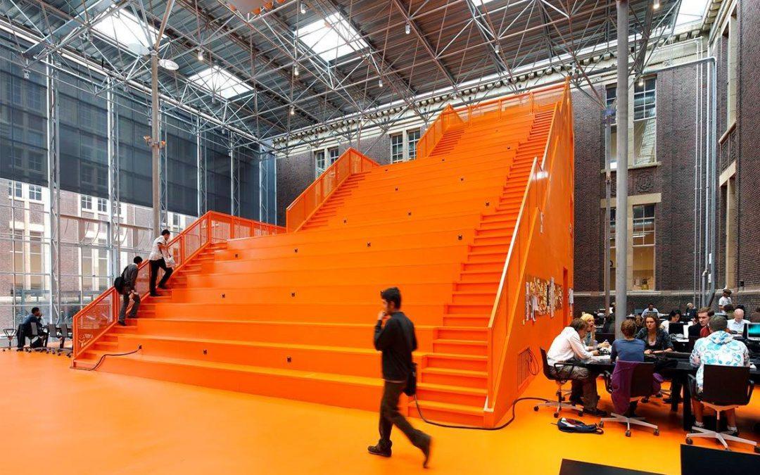 TU Delft – Atrium