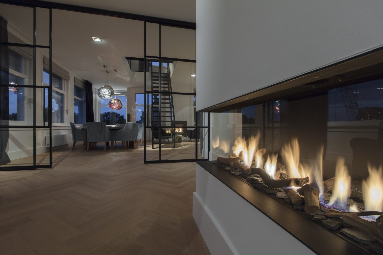 Meesterbouw Penthouse Amsterdam
